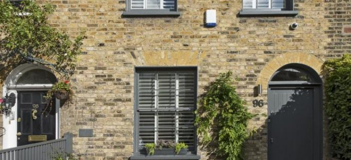 Sash Windows - Designed by Clifton Interiors Graham Gaunt Photography.